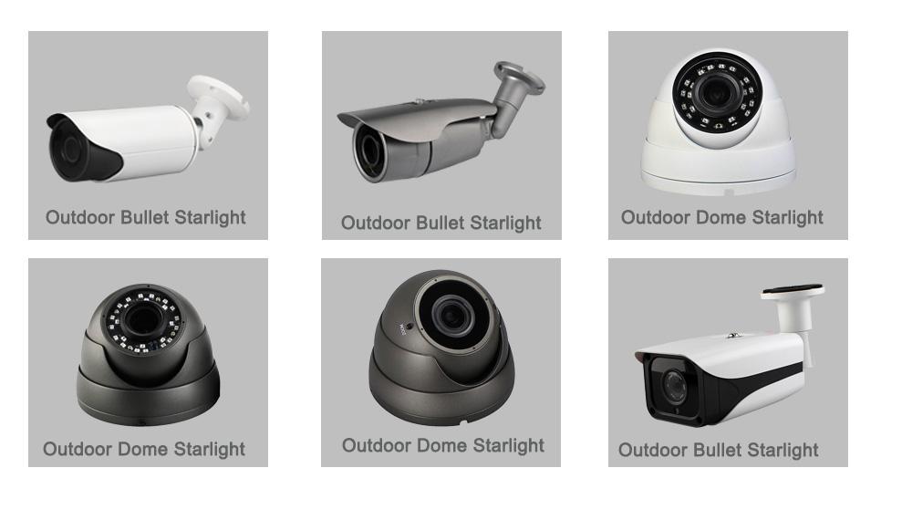 """5MP IR150M 7 """"4in1 36X Lensa Zoom PTZ IR 150M Tinggi Speed Dome Camera"""