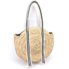 2020 wholesale straw bags summer fashion tote bag straw beach bags paper women straw bags