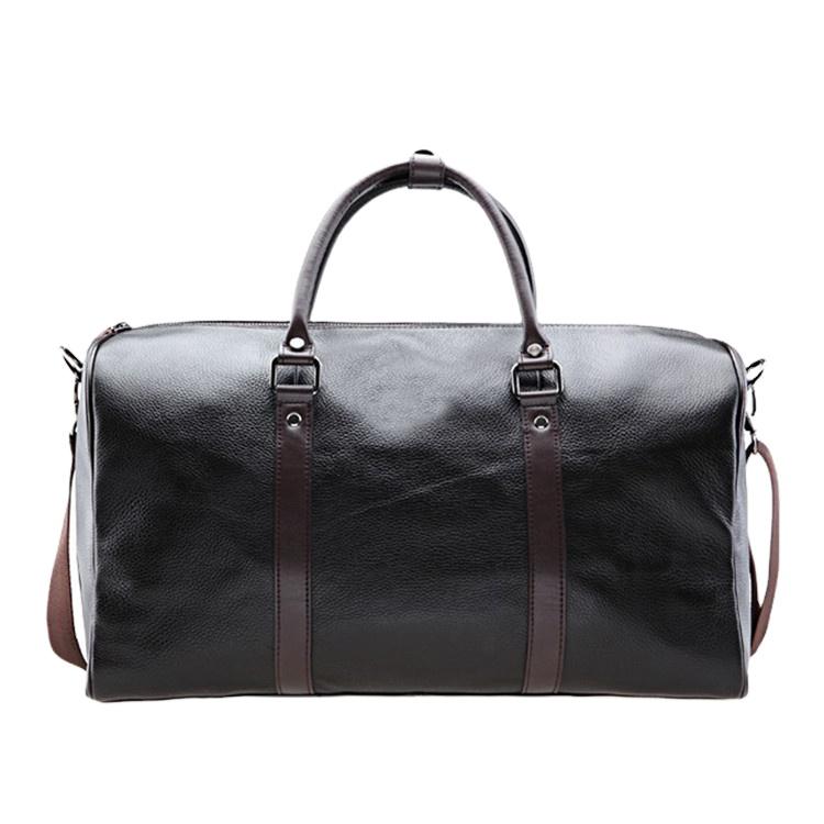 Popüler tasarım özelleştirilmiş deri avrupa seyahat çantası