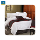 Customized supplier various type hot sale hotel bed sheets