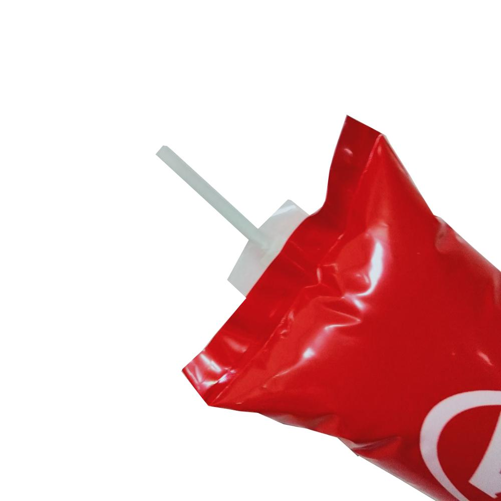 Pvc Balloon Fighting Noisemaker Balloon Candy Walking Festival Supplies Fans inflatable Stick