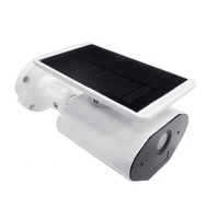 2.0MP Outdoor Waterproof Battery Powered Cloud Video Surveillance Security Solar Wifi IR Camera with IR Night Vision