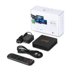 Internet S905L quad-core WiFi 1+8GB Android7.1 Set Top Box for IPTV Channels Android TV Media Player