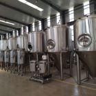 Wine System Stainless Fermenter Wine Fermentation Tanks 304 Stainless Steel Fermentation System