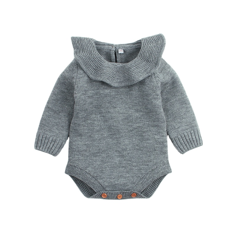 Unisex 100% algodón bebé mameluco y arrastrándose traje de escalada ropa