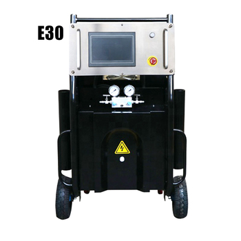 High Pressure Customized Voltage polyurea foam spraying machine
