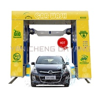 Fully automatic rollover car washing machine touchless car wash price