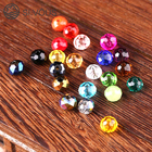SI.VOUS Cheap Colorful Glass Crystal Loose Beads For Jewelry Making