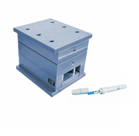taizhou medical container plastic injection blood lancet mold mould maker