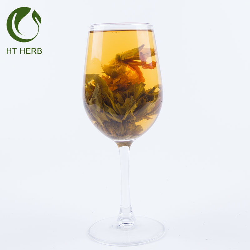 Chinese famous blooming Tea, good taste tea ball and beautiful Tea Blooming - 4uTea | 4uTea.com