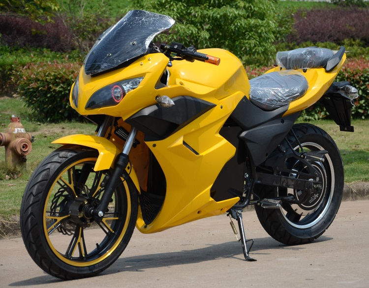 High Quality Racing Motorcycles 8000W Sport Bike DP Cheap Chinese Adult Motorcycle