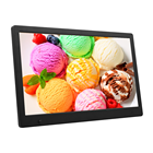 17/18/21/23/27/32 Inch LCD Digital Photo Frame With Motion Sensor Cake Shop/Department Store