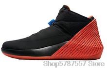 Nike Air JordanWhy Not Zer0.1 Тройная Двойная Мужская баскетбольная обувь Jordan высокие кроссовки женские дышащие спортивные ботинки()