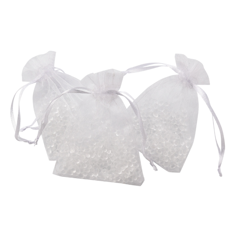 Top products hot selling drawstring home fragrance organza aroma sachet with AROMA BEADS