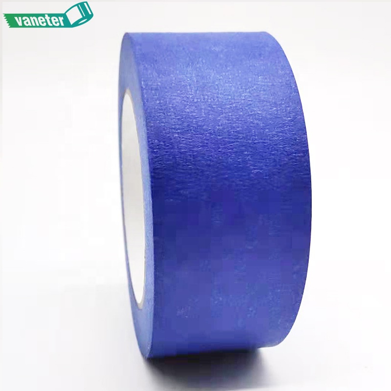 PRO Grade UV resistant 14 days Blue Masking Tape, Special Project Blue Tape Painter For Painting Trim