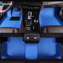 Kokoleee автомобильные коврики на заказ для suzuki grand vitara jimny sx4 swift автомобильные аксессуары водонепроницаемые ковры коврики для ног(Китай)