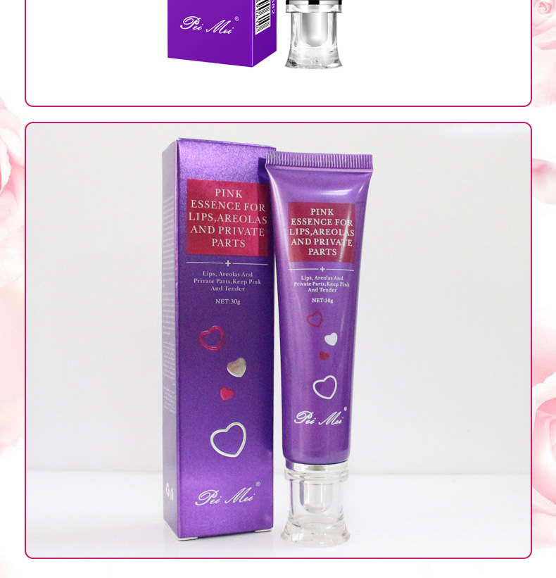 OEM Women Vaginal Lips Private Part Pink Underarm Intimate Whitening Dark Nipple Anal Bleaching Cream Skin Care Body Whitening C