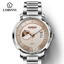 Швейцарские часы, мужские роскошные Брендовые Часы с сапфировым тахометром, мужские японские автоматические механические часы MIYOTA для пер...(Китай)