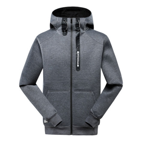 Winter Knitted Outdoor Wear Casual Coat Sport Fitness Jacket For Men