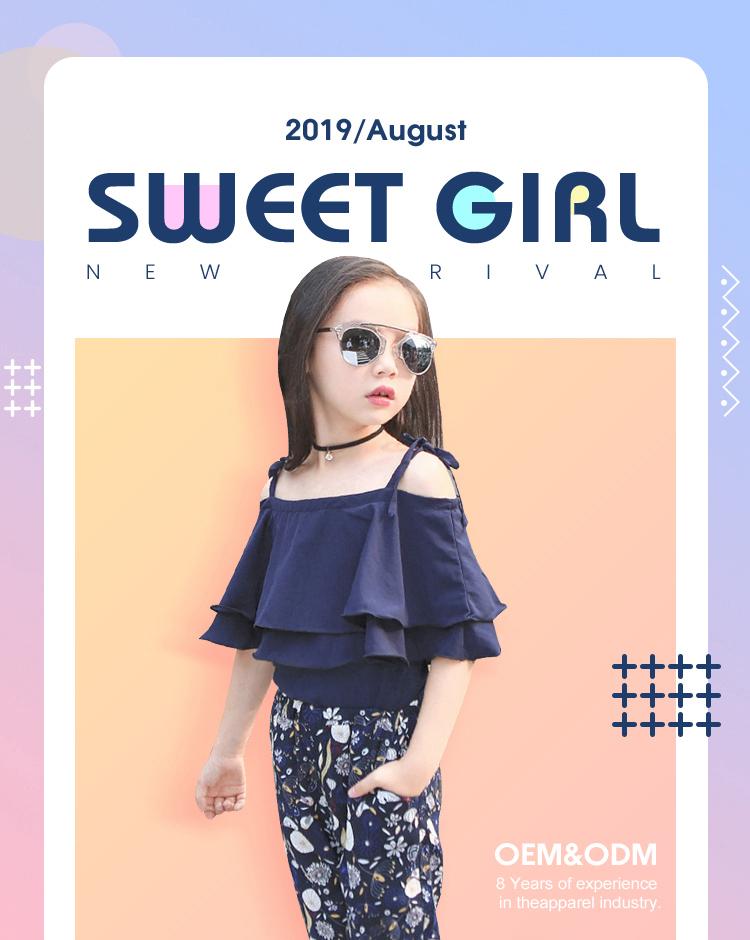 Bayi Gadis Pakaian Lengan Panjang Bulu Mata Cetak Busur Dasi Pakaian Atasan + Celana + Headband 3 Pcs Set untuk Gadis