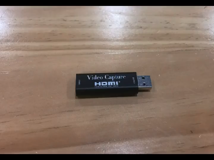 DTECH HD mini 1080p 4k tragbare live aufnahme USB hdmi video capture card