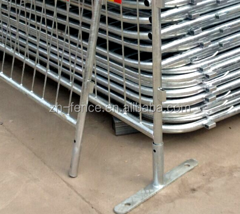 Hot Sale Pedestrian Barriers ,Crowd Control Barricade, Concert Crowd Control Barrier