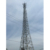 self supporting Angle Steel Lattice cell site communication mobile signal Tower