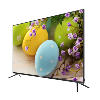 Wholesale Price 50 55 65Inch Smart Led Tv 4K Ultra Hd Television Set Led Decoders Tv