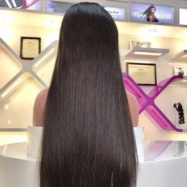 JcXibolai brazilian lace wig vendors silky straight virgin remy human hair ombre lace front wigs for black women
