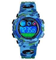 Skmei 1547 teens watches low price 6 colors backlight kids watch led for boy