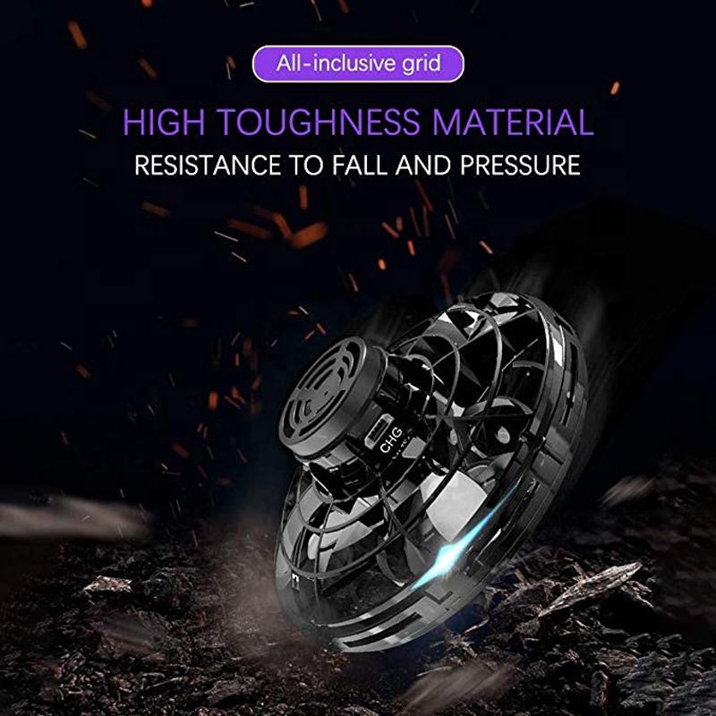 2020 Best Hot Gift for Kids Relaxing Flynova UFO Flying Spinner Stress Reliever Toys Steering Flynova Spinner