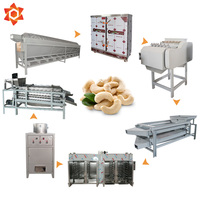 peeling machine for cashew nuts/automatic food processing machines