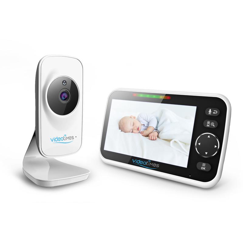 New 2020 5.0 inch wireless digital video camera baby foon  baby monitor