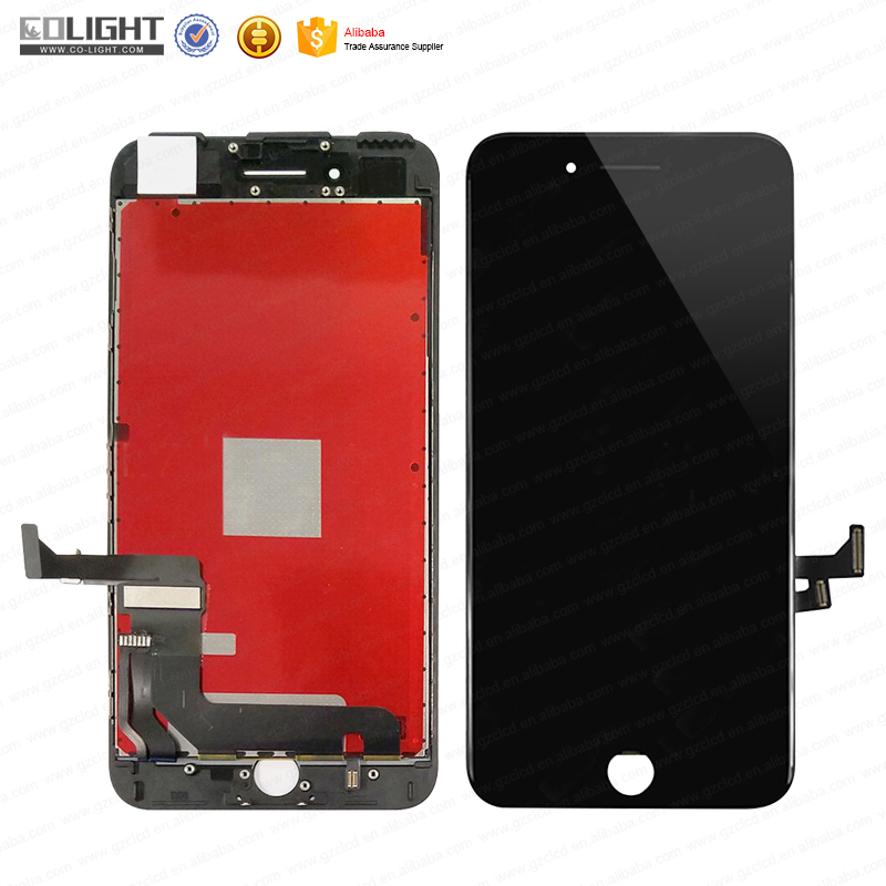 Factory price mobile phone LCD touch screen for iphone 7 plus, for iphone 7 plus LCD display with excellent quality
