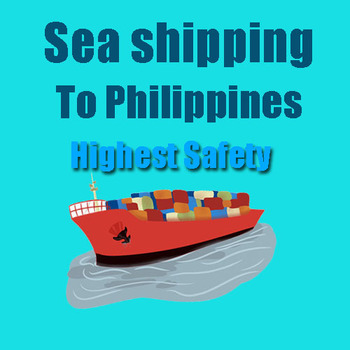 Cheapest sea freight/shipping/Amazon FBA freight forwarder China main port to Philippines