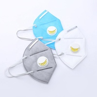 Fashion Folding Nonwoven ffp3 N95 Disposable Dust Face Mask