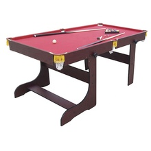 Groothandel <span class=keywords><strong>China</strong></span> Fabriek Mdf Moderne 6ft Superieure <span class=keywords><strong>Biljart</strong></span> Tafel Opvouwbare Pooltafel