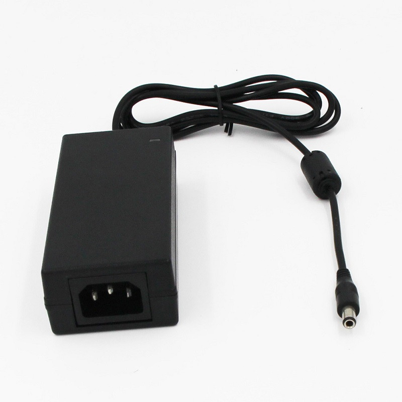 CCTV Power Adaptor 12V 2A Desktop DC Adapter 5.5*2.1mm 2.5mm AC DC Power Adapter with EU US UK Plug