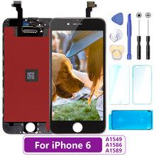 ЖК-дисплей для Apple iPhone 5/5C/SE/5S, ЖК-дисплей, сенсорный дигитайзер, сменный ЖК-дисплей для iPhone 5/5C/SE/5S, сменный сенсорный ЖК-экран(Китай)