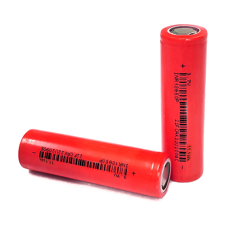 Greenway 3,7 v lithium-ionen 18650 batterie 3000mAh