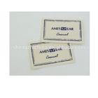 Factory wholesale widely used Tyvek printed textile labels