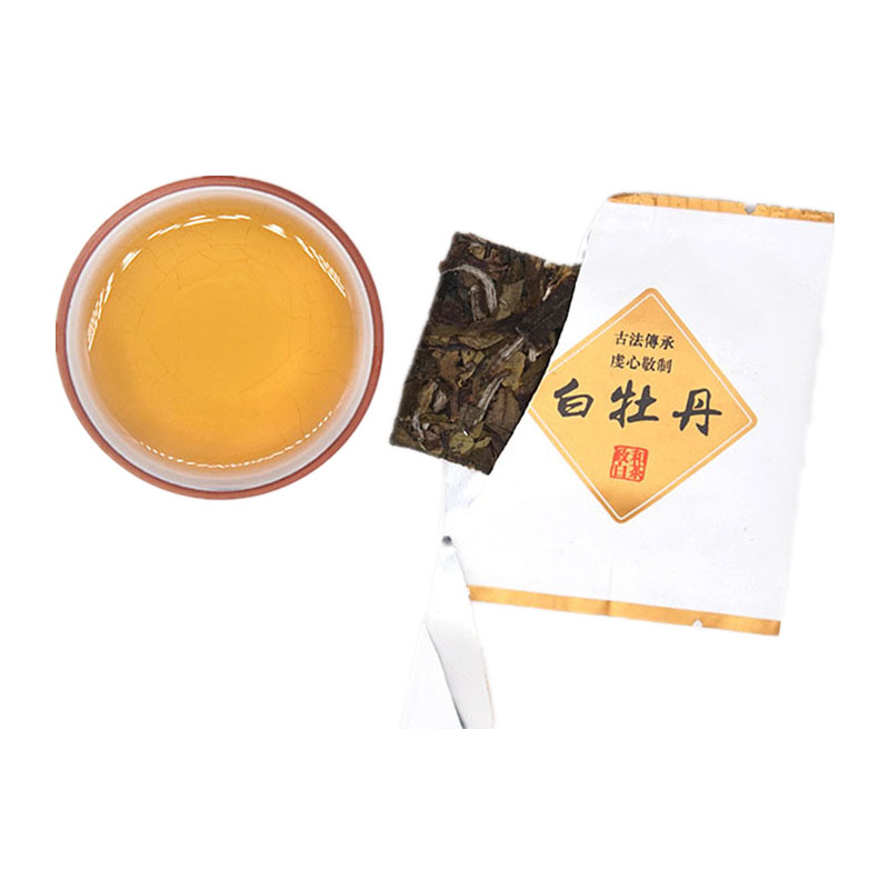 Compressed White Peony White Tea 8g/per bag China Fujian Tea - 4uTea | 4uTea.com