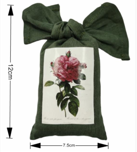 Scented / Aromatic / Perfume / Fragrance bag / sachet air fresheners  for car