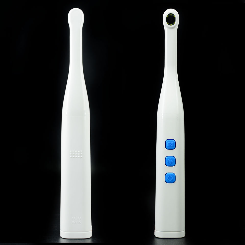 Dental Wireless WiFi Portable Intraoral Camera With White Light LED lamp