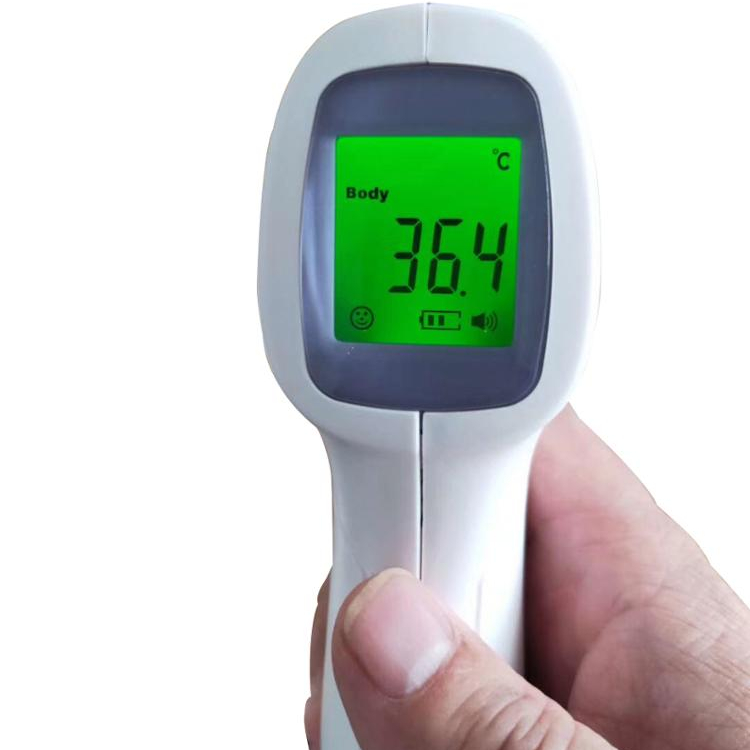 Ready to ship 2020 Digital non-touch temperature test Infrared Thermometer Body Surface Forehead Temperature Gun with CE - KingCare | KingCare.net