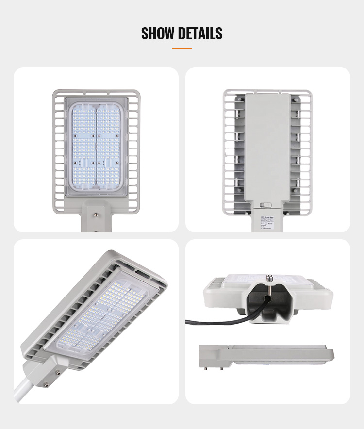 High Efficiency 5 years Warranty Road Lamp 80w 150w 300w Led Street Light With Good Quality Die-casting Aluminum Housing Fixture