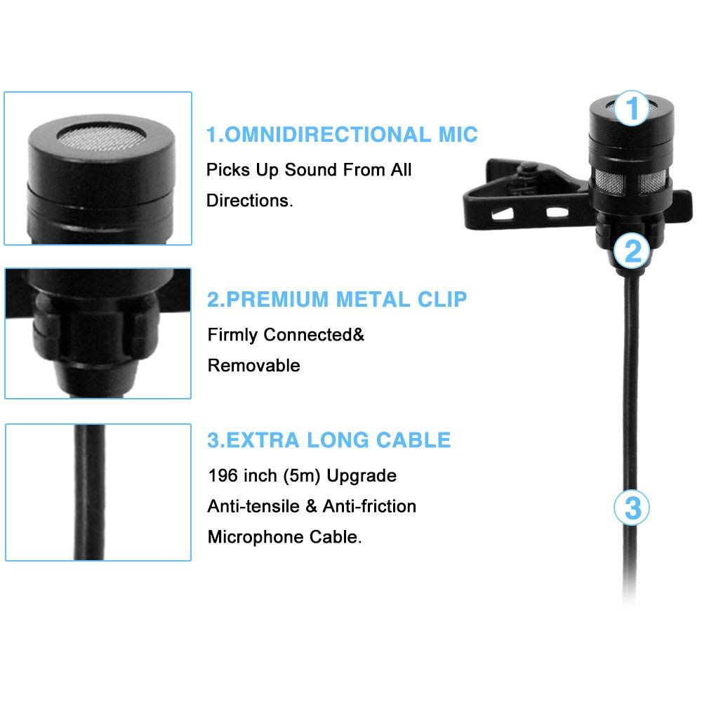 GAM-16D Promotional Mini Microphone For Wholesales