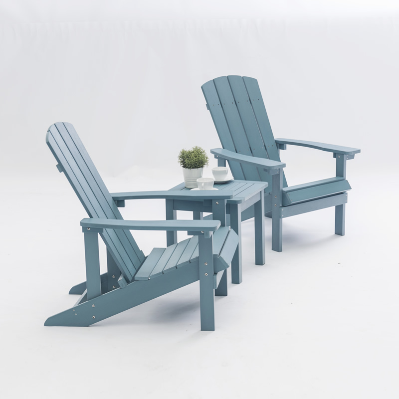 Patio Garden Plastic Wood Adirondack Chair American Style Adirondack Chair