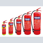 the Portable Dry Powder Fire Extinguisher 1kg-12kg, and trolley 25kg-70kg