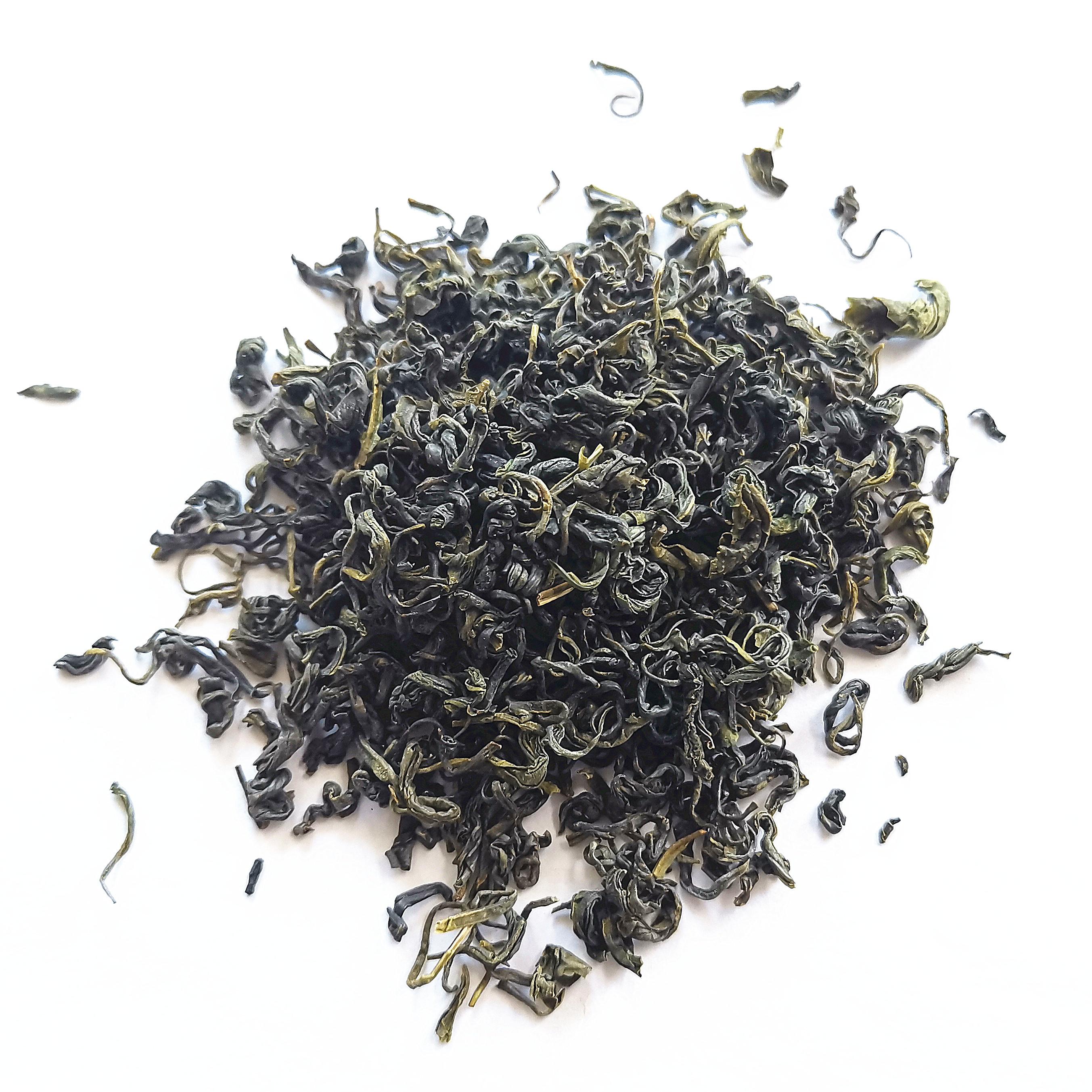 Loose leaf tea infuser leaf spring tea green - 4uTea | 4uTea.com